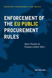 Enforcement of the EU Public Procurement Rules